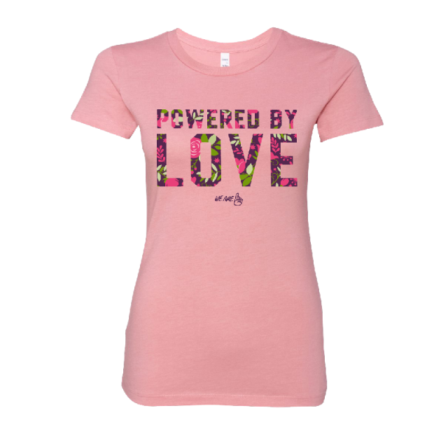 We Are One YOUTH Powered By Love Tee